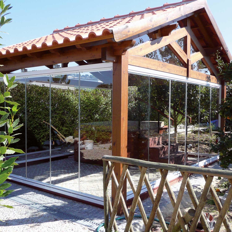 Sistemi impacchettabili ideal vetraria vetreria a verona for Ambienti design verona